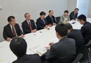 静岡の政府交渉